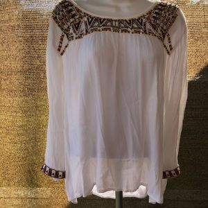 Avenue sheer top size 22/24